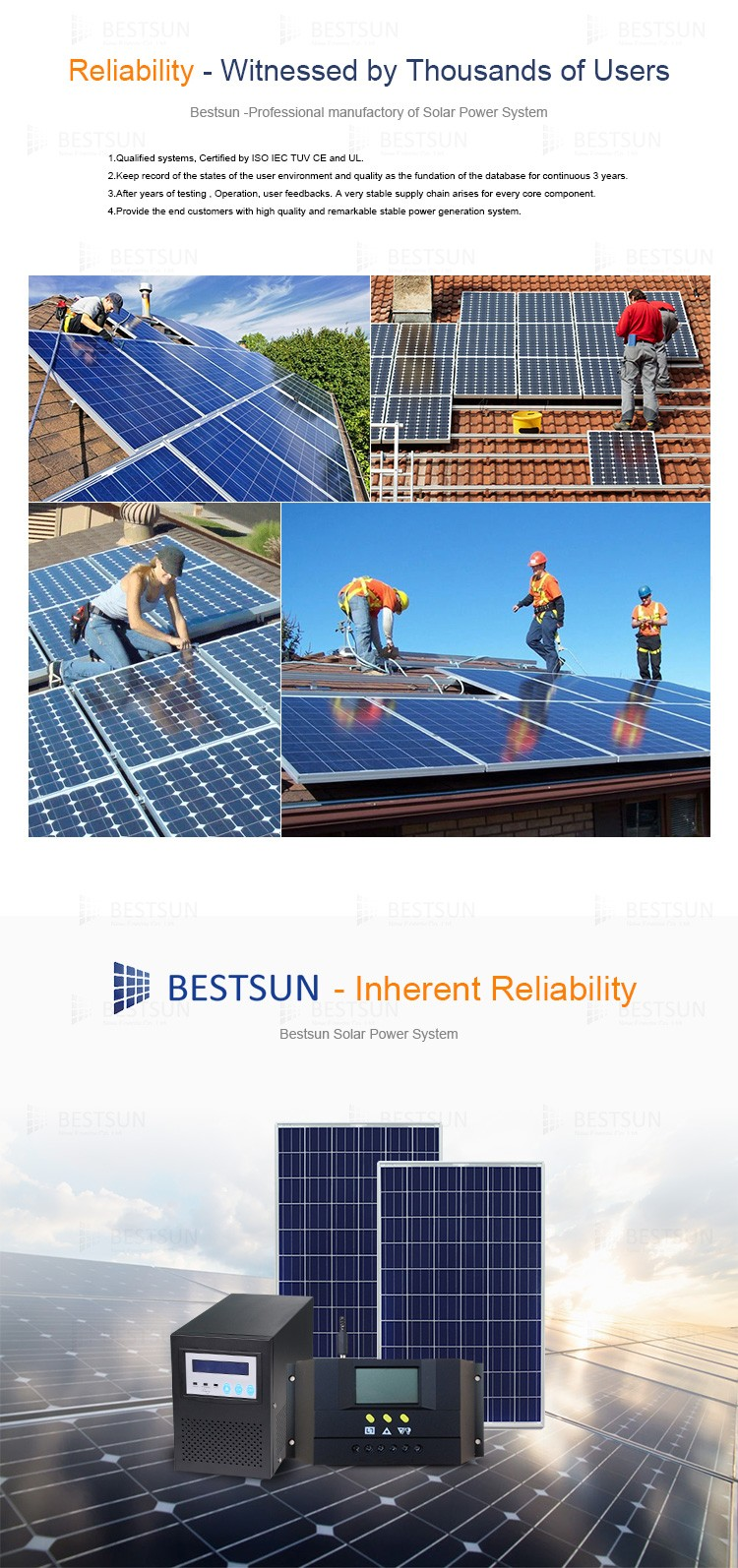 Low Price 1 Kw Stand Alone Solar System For Home Lighting