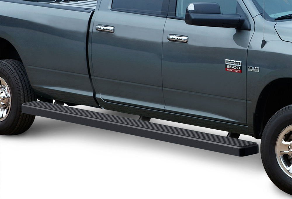 Wheel To W2w Iboard Running Boards Nerf Bars Side Steps Step For 2009 2017 Ram 1500 Crew Cab Pickup 6 5ft Bed 2010 2500 3500