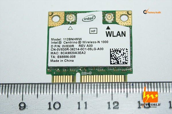 Intel Wireless N 1000 Driver Windows 7