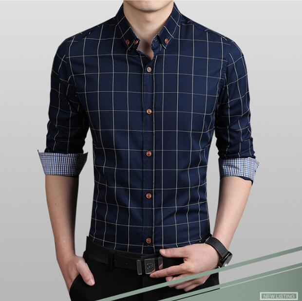 factory Discount customized designer shirt for man fitted shirt mens dress shirts