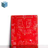 Factory supplier short delivery tv 94v0 multilayer PCB circuit board