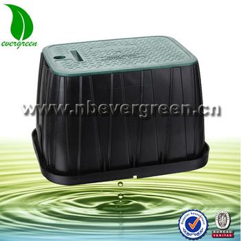 Plastic Box Water Meter Irrigation Valve