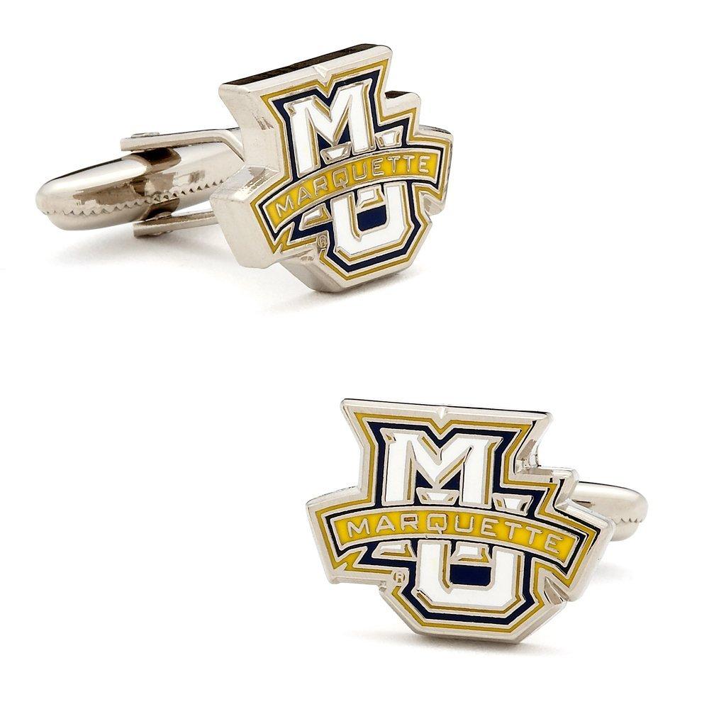 Marquette University Golden Eagle Cufflinks
