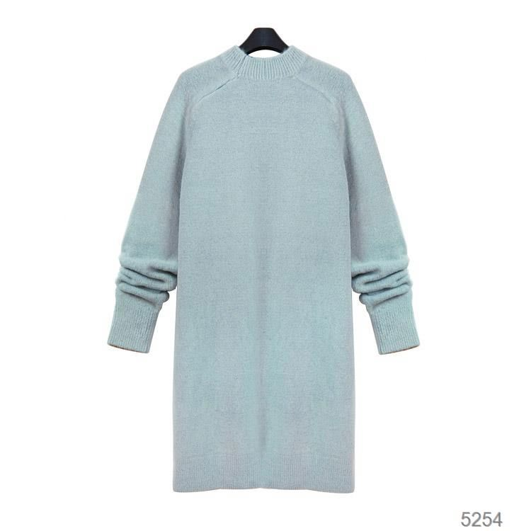 Factory Price OEM autumn adults computer knitted pullover women heavy knit slim sweater knitwear