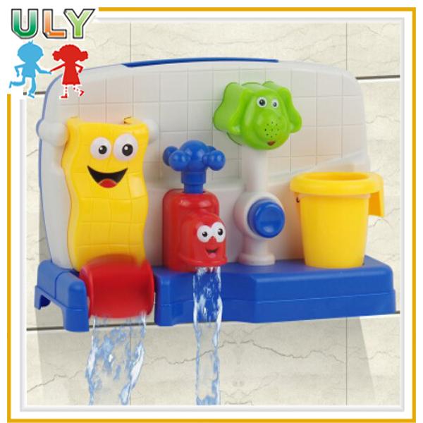 Luxury Suits Amusing Cartoon Plastic Cute Bathroom Baby Bath Funny Toy Product On