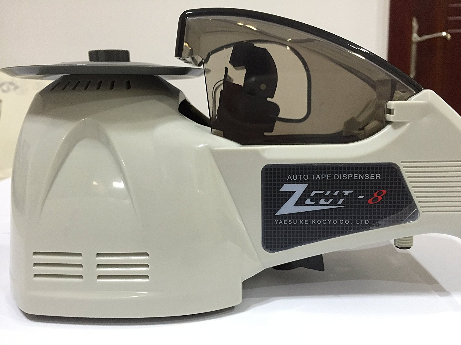 Automatic Tape Dispenser ZCUT-8 Electronic Carousel Tape Cutting Packing Machine Z-CUT8 110V