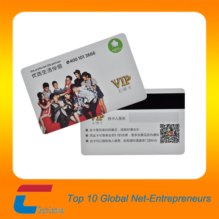 Credit Card Size Cheap China Cmyk Qr Code Business Card Printing ...