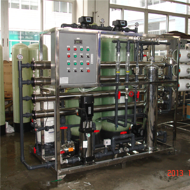 High quality 250 lph r o water plant for sale