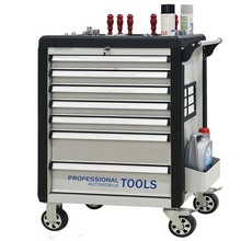 332 stks tool set trolley kast voor garage