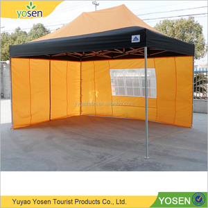 New style heavy duty steel frame garden gazebo