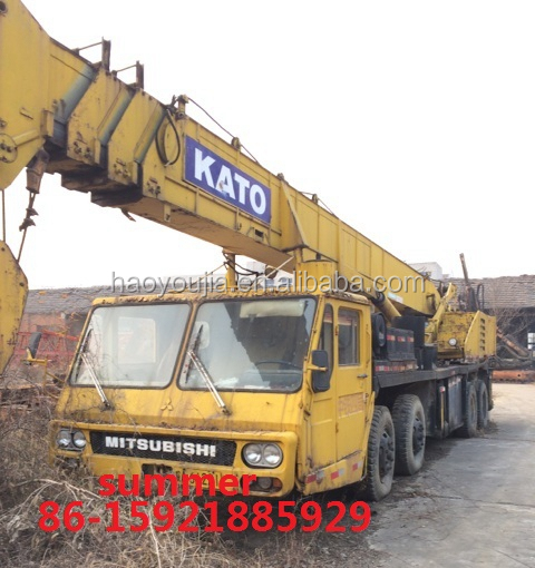 35tons kato japanese mobile crane price