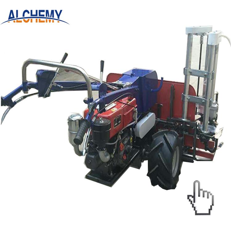 Hxr-50 Reaper & Binder Combine Harvester Price