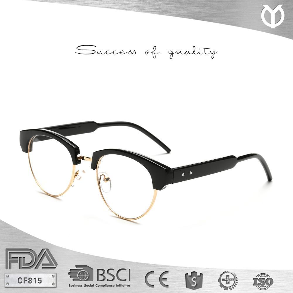 Cf815 Cramilo Brand Name Optical Frame Round Classic Vivo Latest ...