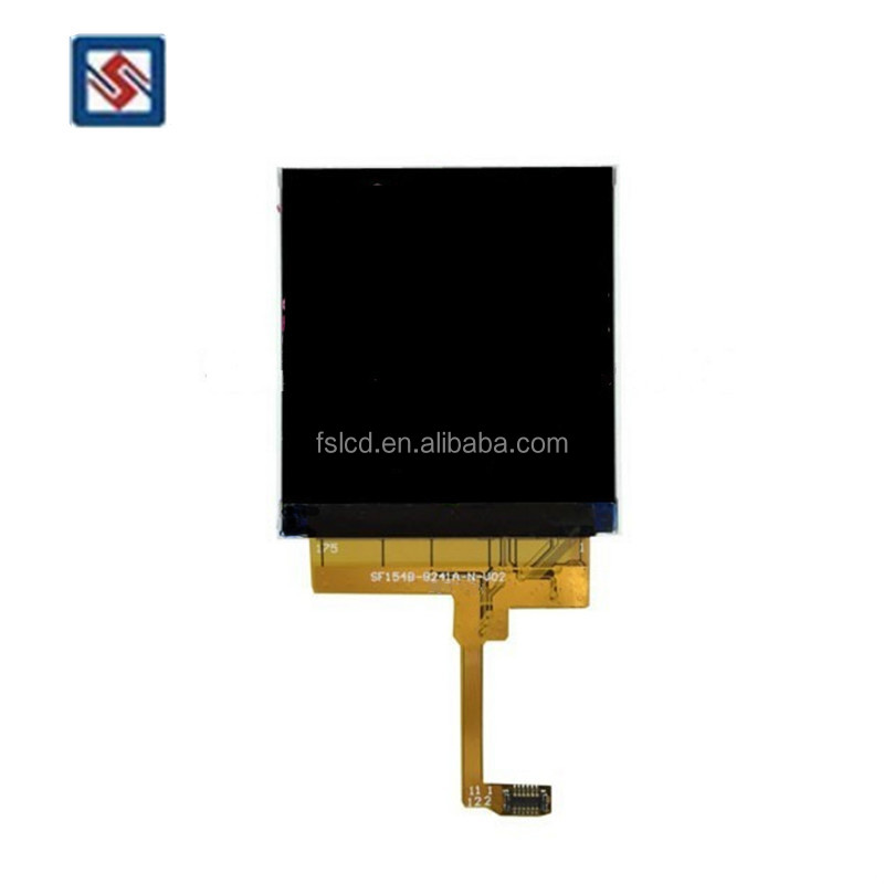 1.54 Inch TFT Screen LCD Display Round Flexible MIPI Interface Watch LCD Display Module