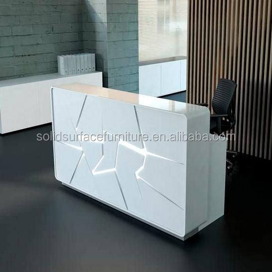 personnalis moderne salon de beaut r ception bureau. Black Bedroom Furniture Sets. Home Design Ideas