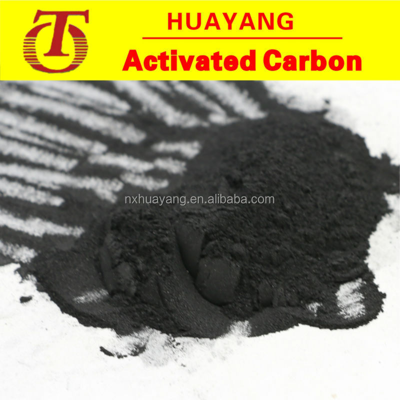 Powdered Wood-based activated carbon for sugar industry