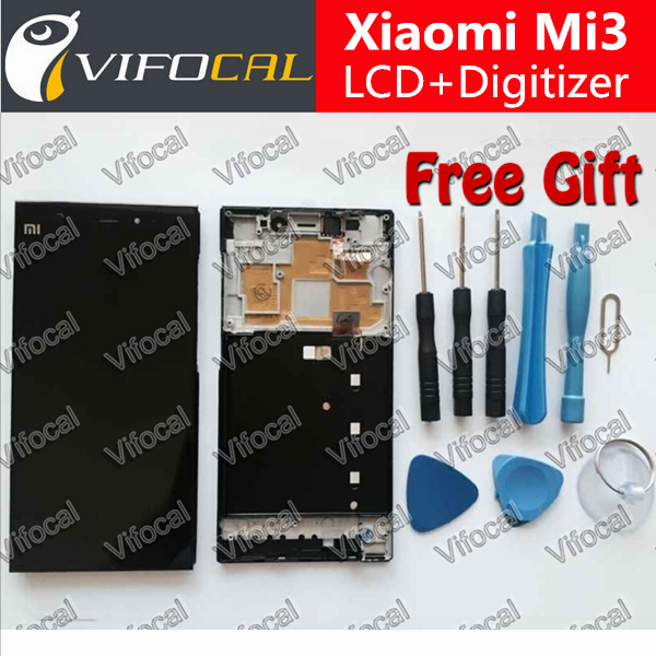 Best Price For Xiaomi 2 2S M2 M2s Mi2 Mi2s LCD Display Digitizer +