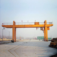 Outdoors Used Gantry Crane 40 Ton