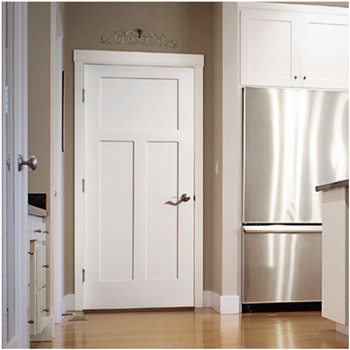 Modern Handmade Interior Front Solid Wooden Doors Design Catalogue