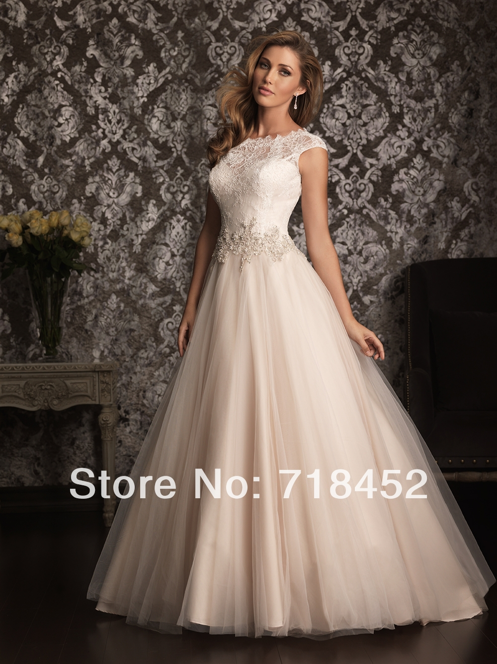 New Style Wedding Dress: Aliexpress.com : Buy 2014 New 50s Style Wedding Dresses