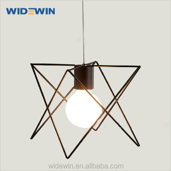 Modern style three dimensional ceiling light wrought iron lamp modern style three dimensional ceiling light wrought iron lamp droplight pendant lamp mozeypictures