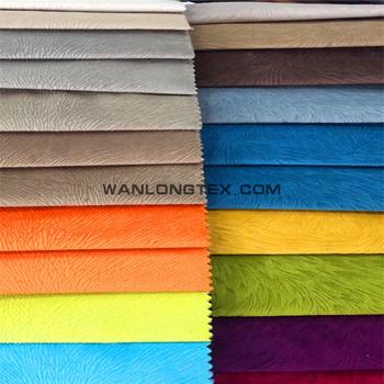 Burnout Velvet Fabric With Tc Backing For Sofa CoverCurtain