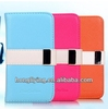 Pu case for iphone 4/5, case for galaxy s3, case for note 2