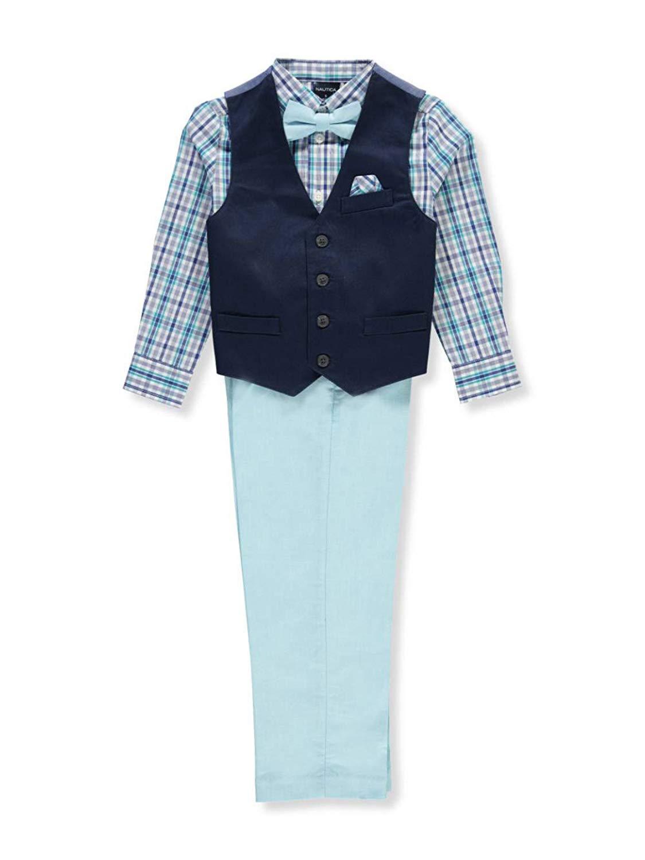 Nautica Boys' 4-Piece Outfit
