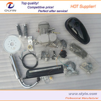 TOP quality gasoline engine kit for bicycle 49cc 60cc 66cc 80cc of 2 stroke motorized bicycle