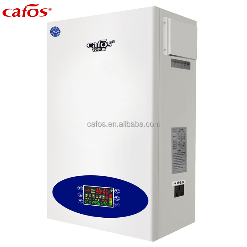 Europe Type Easy Installation Central Heating Wall-hung Electric Water Boiler