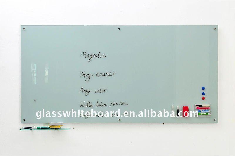 Promocional oficina glass whiteboard interactivo de motor for Pizarra oficina
