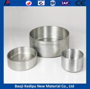 Zirconium metal price, Corrosion-resistant Zirconium crucible for sale
