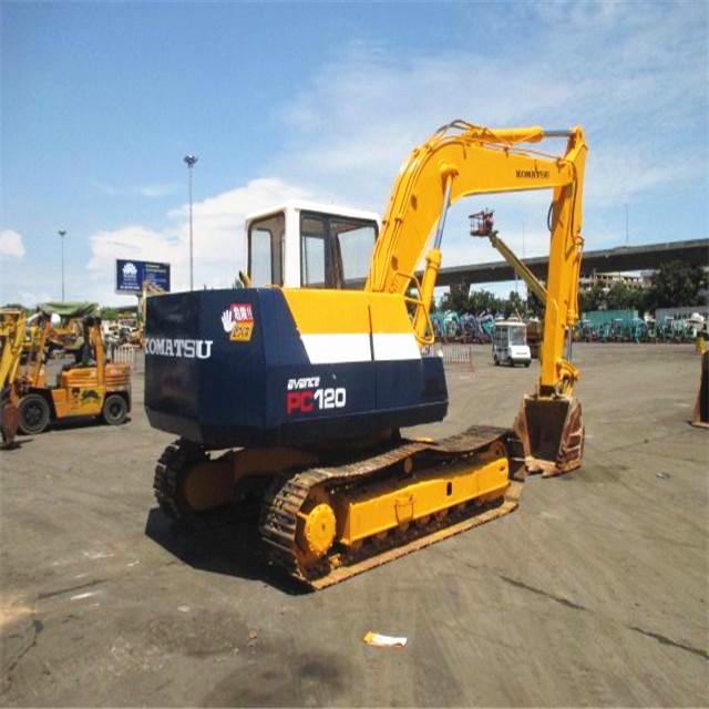 Hydraulic japan Used pc120-5 excavator/used japan komatsu pc120-6/pc120-5 excavator for sale,Komatsu pc120-5 excavator