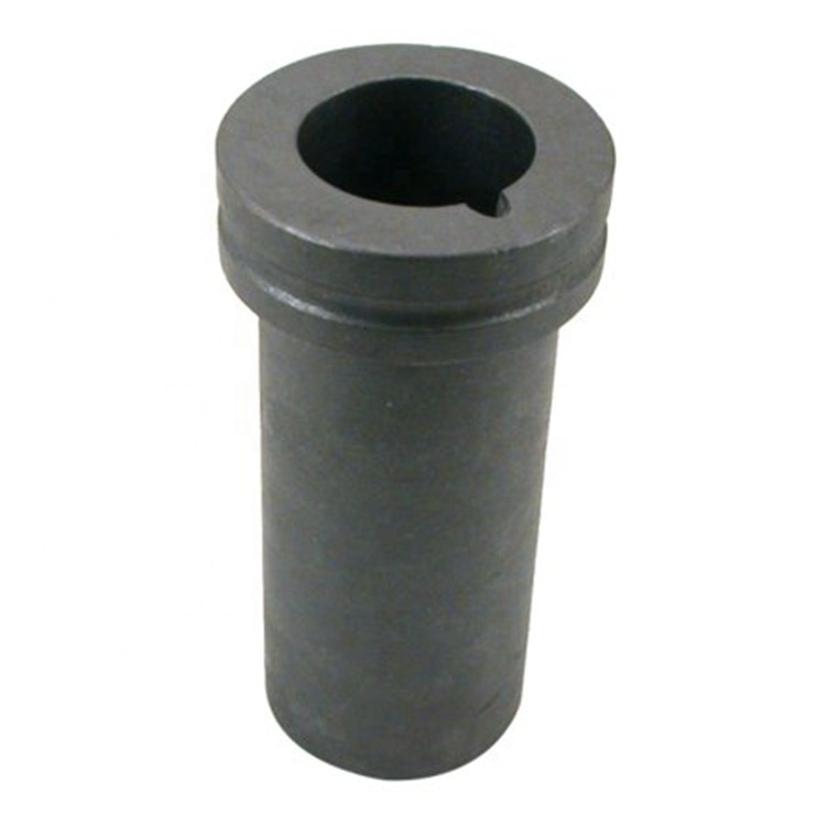 3kg high purity melting graphite crucible for gold smelting