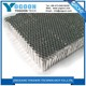 aluminum honeycomb door core for Ecological honey comb