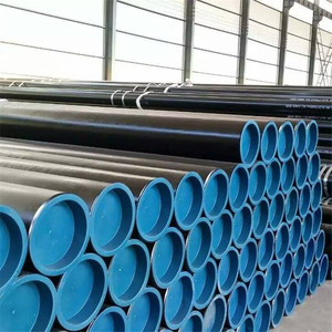 ASTM A106 / A53 / API 5L grade B sch40 seamless steel pipes