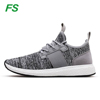 Wholesale new arrival men flyknit sports running shoes