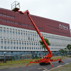 crawler spider boom lift for sale KD-T23