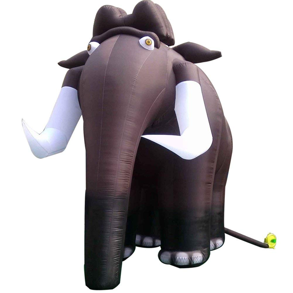 Sayok Giant Inflatable Elephant for Advertising Commercial Use(21.7ft x 14.3ft)