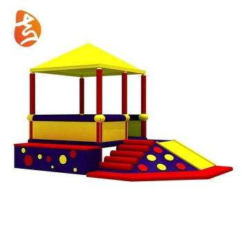 Children indoor gym soft play area commercial funny soft play