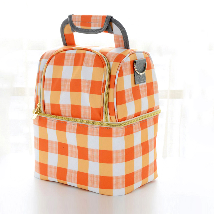 New Portable Multi - functional Large Capacity Cooler Diaper Bag wholesale