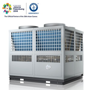 commercial central air conditioning unit for house heating and cooling
