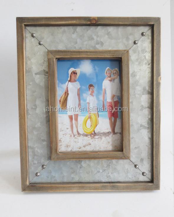 Venta al por mayor marcos fotos plata-Compre online los mejores ...