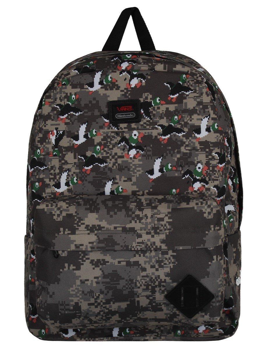 fe72f2ee52700b Get Quotations · Vans Men s Old Skool II Nintendo Duck Hunt Backpack