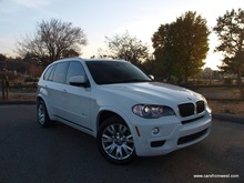 2010 BMW X5 M-package