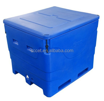 Ice Storage Bin Dry Box Cooler