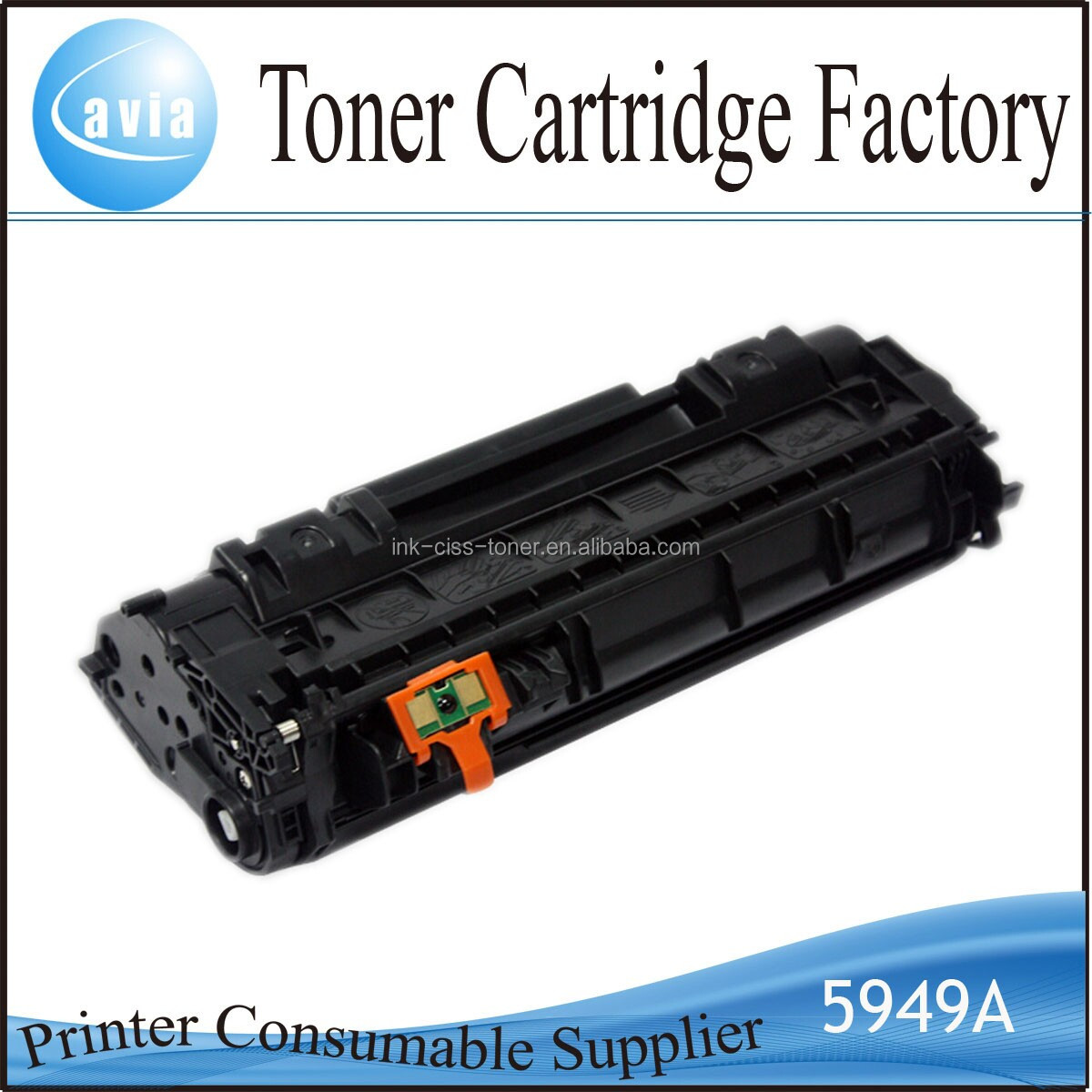 Compatible hp 49a Q5949A toner for hp 1320 printer