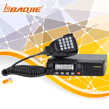Police Radio Scanner Free Radio Station 20-30km 50w Baojie Bj-271 - Buy  Police Radio Scanner Free,Radio Station,Talk Range 20-30km Product on