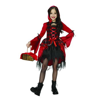 High Quality Factory Supply Gothic Red Riding Hood