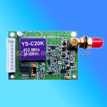 433Mhz USB RF Transceiver Module for AMR Automatic Meter Reading